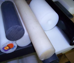 PVC Sheets and Rods