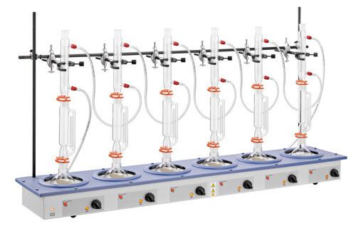Soxhlet Extraction Apparatus At Price 25000 Inr Piece In New Delhi Shiva Scientific Glass Pvt Ltd