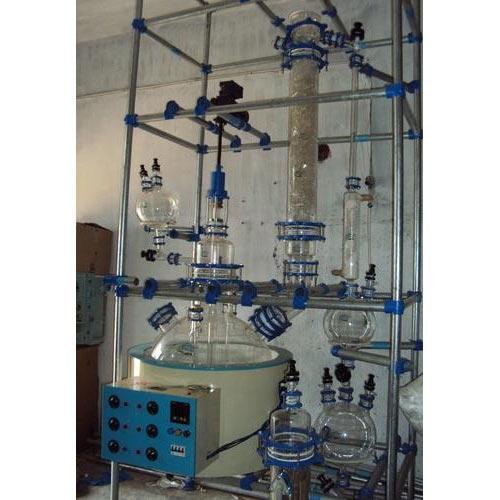 Glass Distillation Unit
