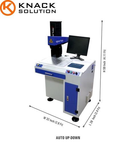 Industrial Laser Marking Machine