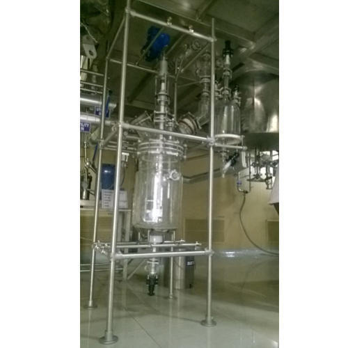 Jacketed Glass Units