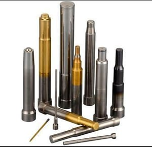 Precision Mold Parts Guide And Punch Din Standard Mold Parts