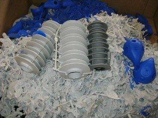 Silicon Rubber Scrap