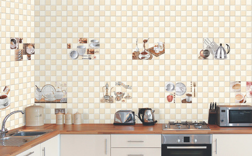 Strong Kitchen Wall Tiles At Best Price In Dhule Maharashtra Ghati International