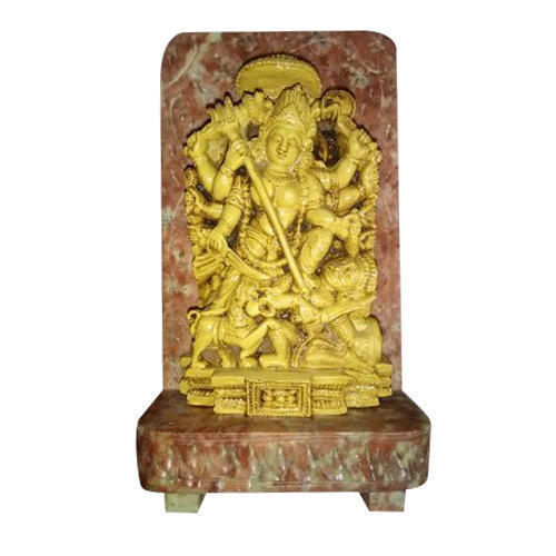 Durga Statue And Idol In Soft Stone