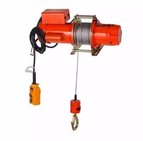 Heavy Duty Electric Hoist Capacity: 200~1200 Kilogram(Kg)