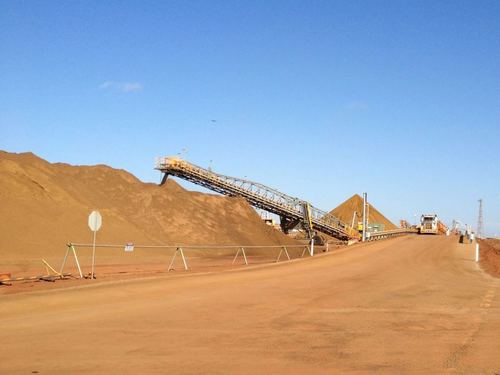 Iron Ore Mining Services
