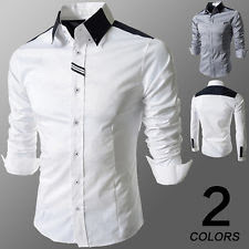 Mens Body Fit Shirt
