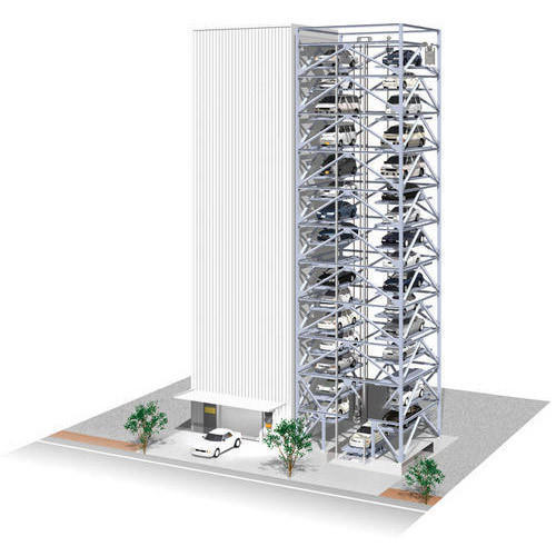 Reliable Tower Parking System