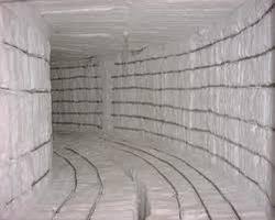 Ceramic Fibre Refractory Lining Services