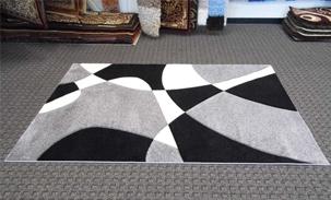 Square Shape Floor Rug