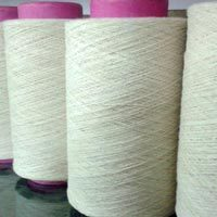 Open End Yarn for Gloves 6/1 Raw White