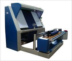 Automatic Fabric Inspection Machine