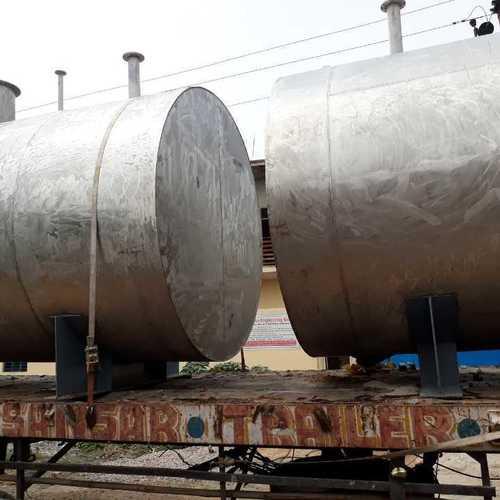 High Grade Stainless Steel Tank