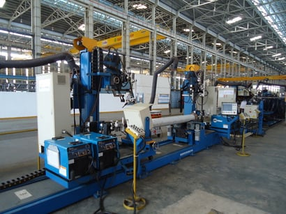 Offshore Modular Fabrication System