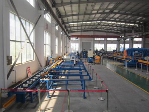 Stainless Steel/Alloy Steel Pipe Spool Fabrication Systems