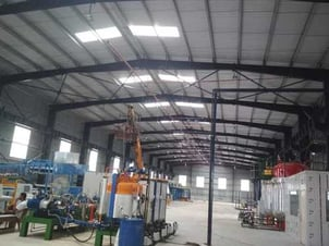 Prefab Building Structure And Erection Service