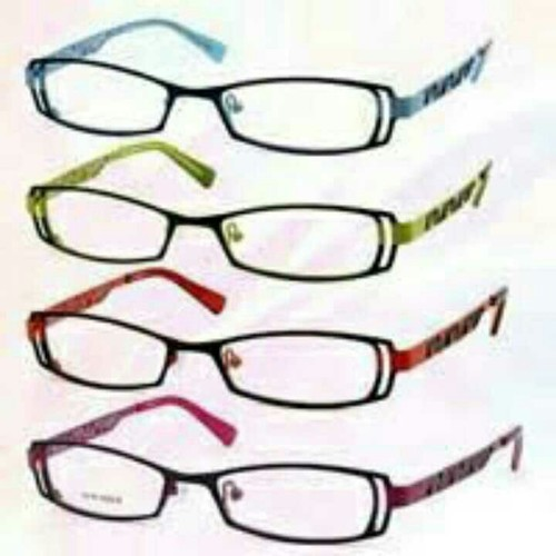 Fancy Colorful Optical Frame