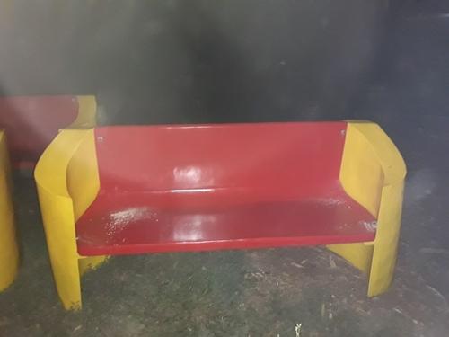 Exclusive Outdoor Park Bench