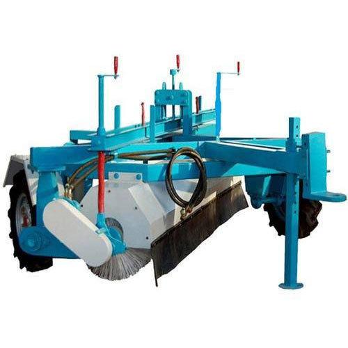 Mechanical Hydraulic Road Broomer