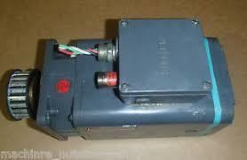 SIEMENS 1FT50720AC012-Z PLC