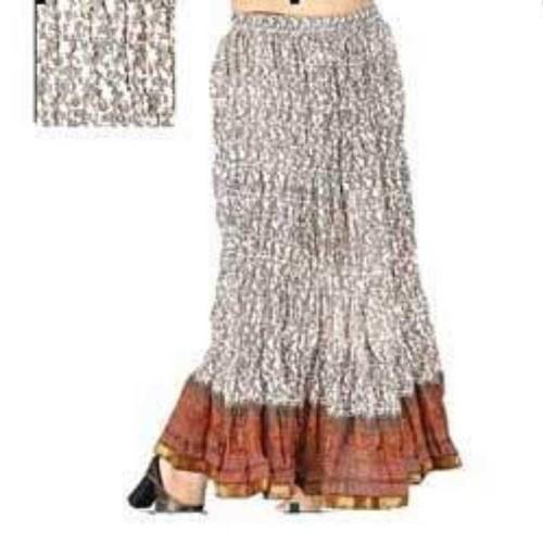 Designer Booting Cotton Skirts