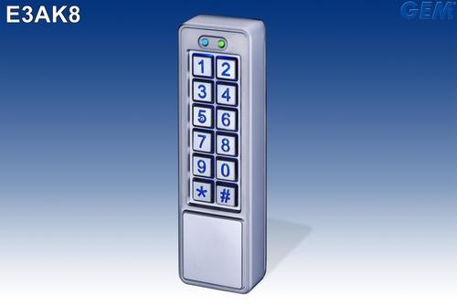 Bluetooth (BLE) Access Control Keypad E3AK8