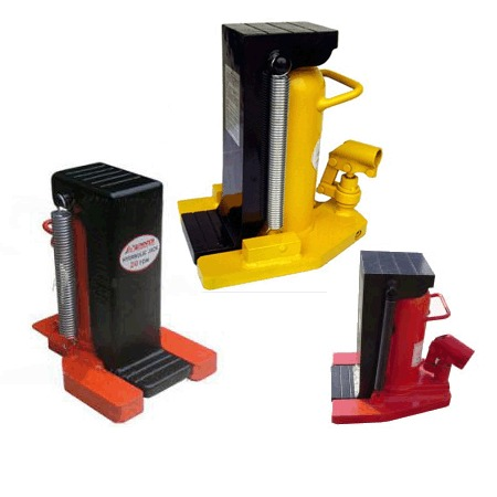 Convenient Hydraulic Lifting Toe Jack
