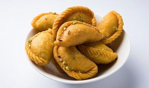 Gujia Sweets Recipe