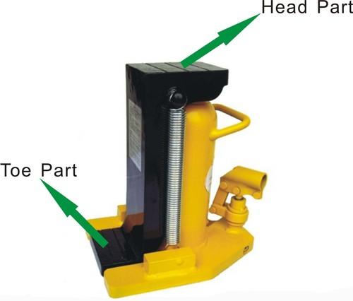 Hydraulic Lifting Toe Jack