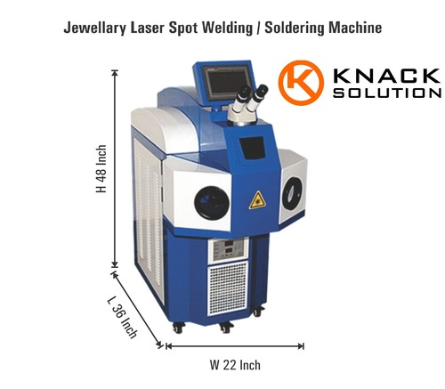 Jewellery Laser Sport Welding / Soldering Machine