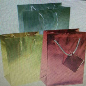 Gift Paper Carry Bags
