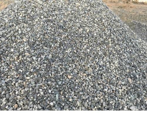 River Gravel For Concrete, Construction