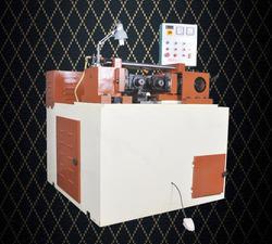 Automatic Hydraulic Thread Rolling Machine