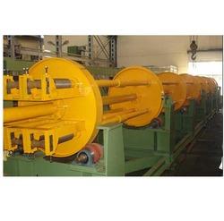 Automatic Tube Threading Machine