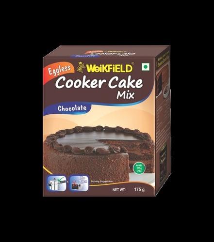 Cooker Cake Mix Chocolate