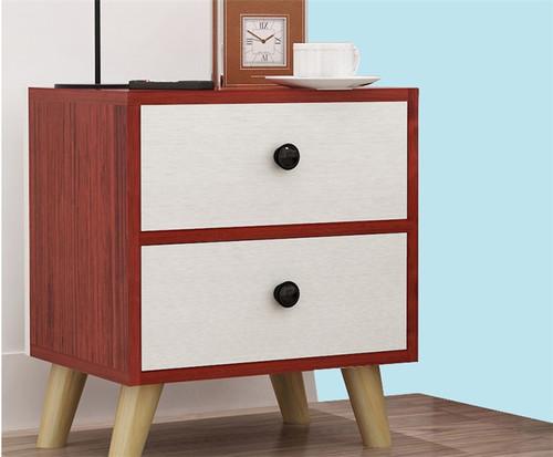Modern Design Wood Bedside Night Table