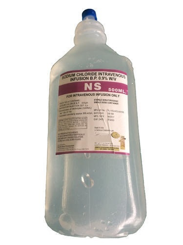 Sodium Chloride Intravenous Infusion 0.9%