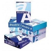 Double A Copy Paper (70Gsm, 75Gsm, 80Gsm)