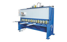 Fully Automatic Shearing Machine