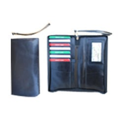 Cheque Book Leather Covers