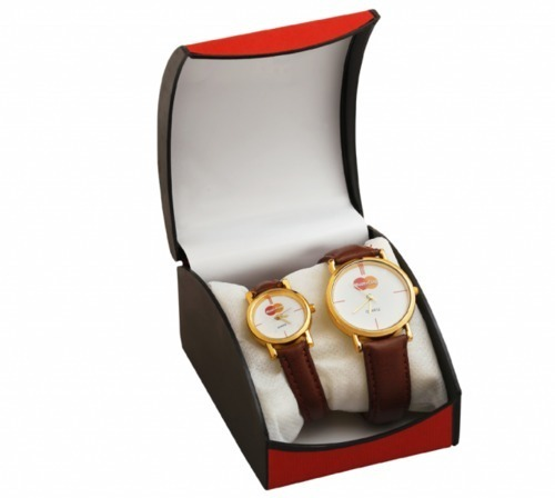 Corporate Gift Customized Company Logo Wrist Watches
