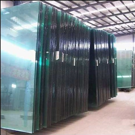 Industrial Square Shape Float Glass