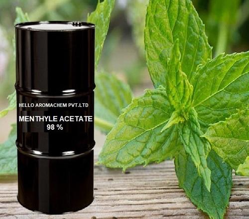 Menthyl Acetate 98%