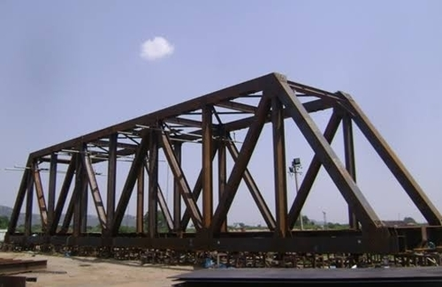 Open Web Girder Fabrication Services
