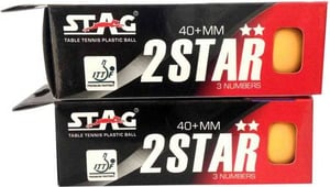 Table Tennis Ball (Stag Two Star)