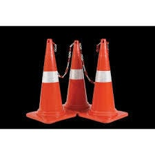 Collapsible Light Weight Traffic Cone