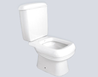 White European Water Closet Certifications: Iso 9001-2008