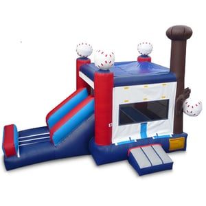 3*5m Commercial Jumping Castle