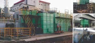 Effluent Waste Treatment Plant